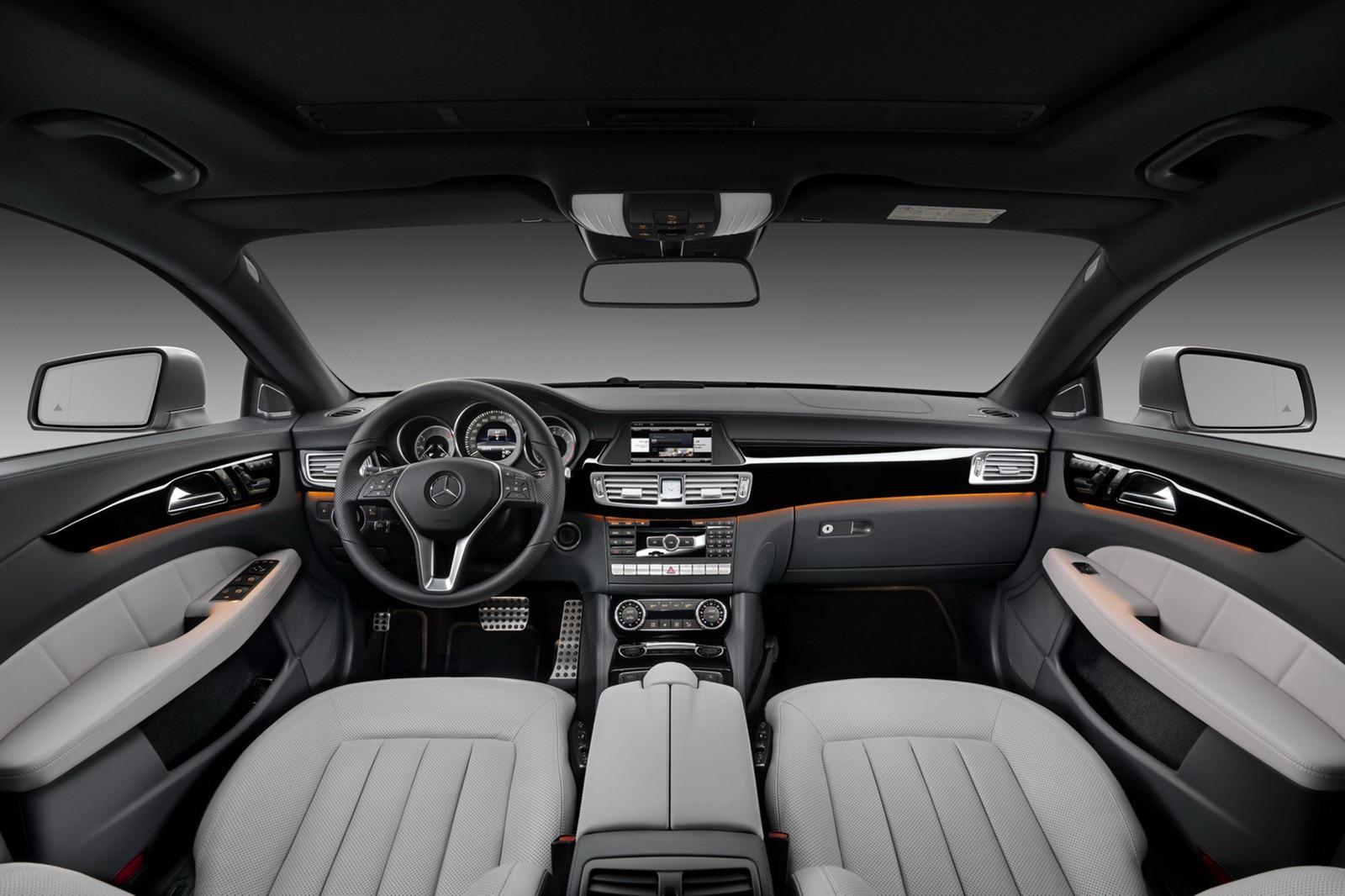 mercedes cls shooting brake car gallery luxury sports
